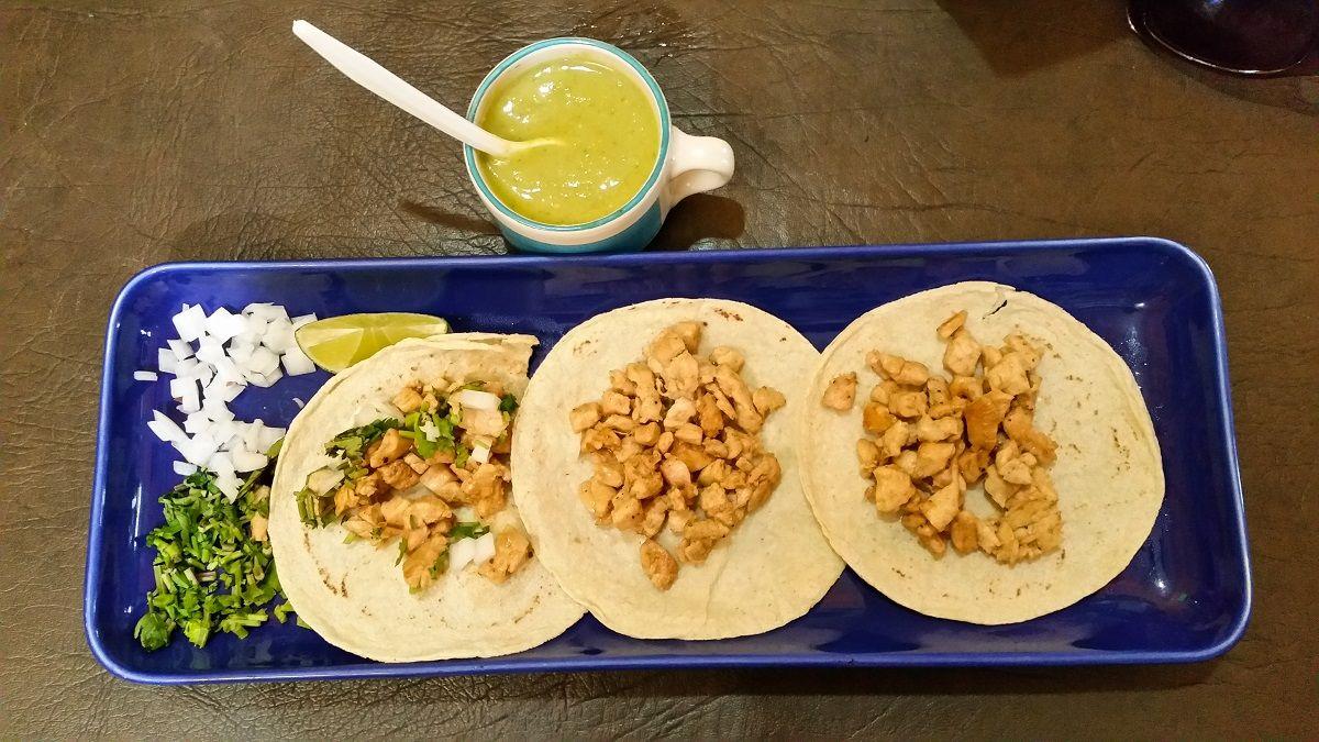 אוכל מקסיקו